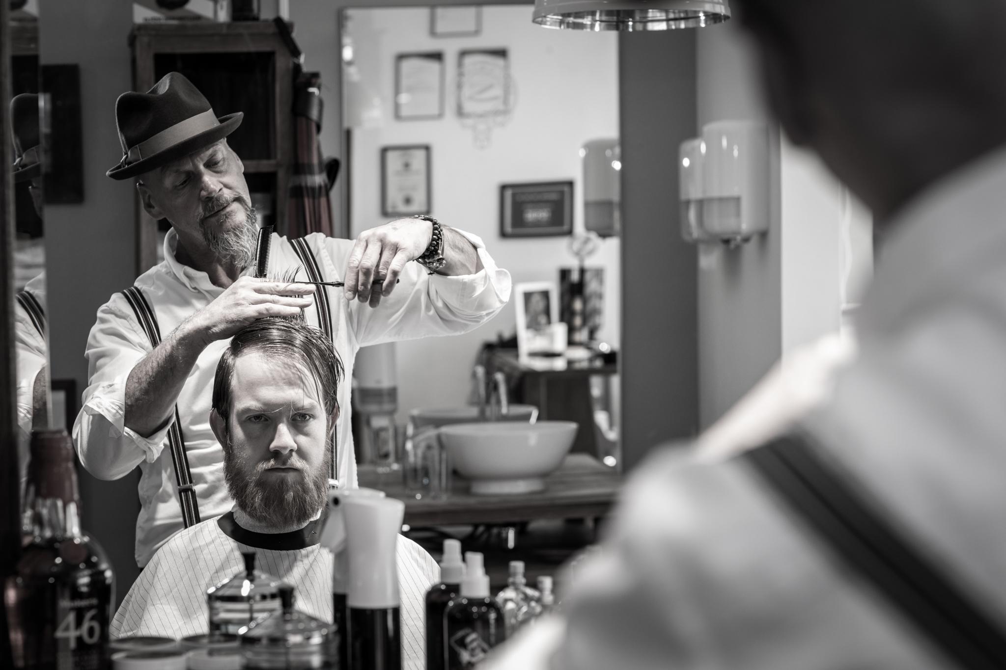 MacLaine's Barbershop - Zaltbommel - Bert
